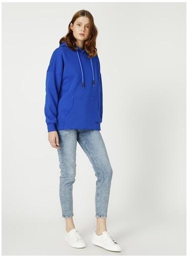 Loft Sweatshirt Mavi